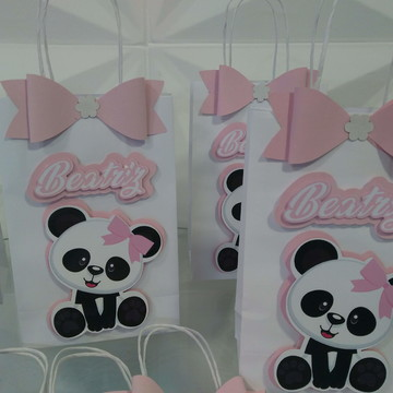 Sacolinha Festa Panda