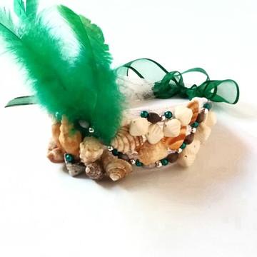 Coroa de Sereia Verde