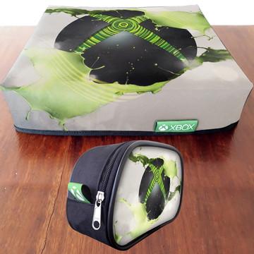 1 Capa XBOX + 1 Capa de controle Xbox One 360 FRETE GRÁTIS