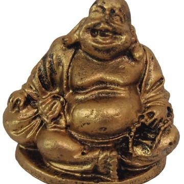 Buda Chines Miniatura feito em Resina
