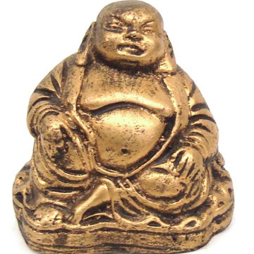 Buda Chines PQ feito em Resina