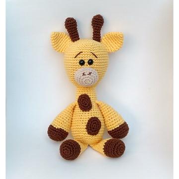 Girafa Gigi amigurumi