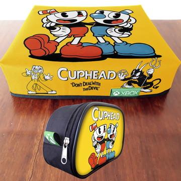 1 Capa XBOX + 1 Capa de controle cuphead FRETE GRÁTIS