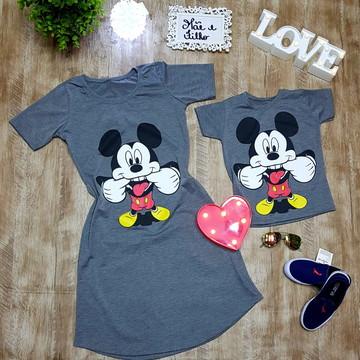 bc67ad9fff100a Tal Mae Tal Filho Mickey Mouse | Elo7