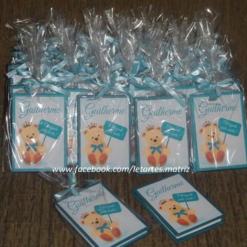 Bloquinhos Personalizados para Visita de Maternidade