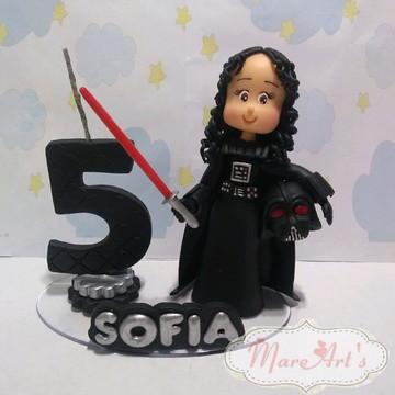 Vela menina Star Wars
