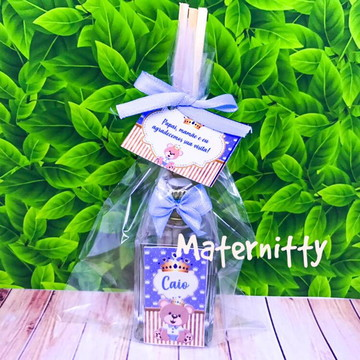 Mini aromatizador 30 ml classic vidro