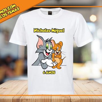 Kit 5 camiseta personalizada