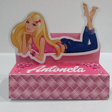 Porta bis duplo Barbie