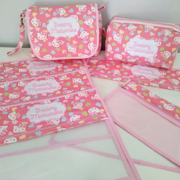 Kit creche Hello Kitty Rosa