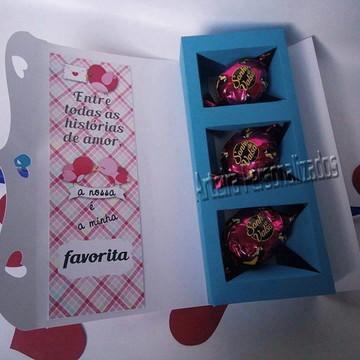 Arquivo Digital Caixa Bombom Dia dos Namorados