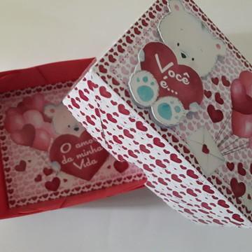 Arquivo Digital Silhouette Cx 8 Doces Dia dos Namorados