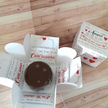 Arquivo Digital Silhouete Cx Pão de Mel Dia dos Namorados