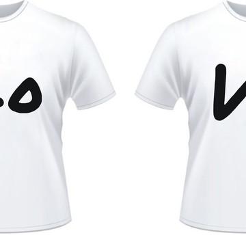 Camisa Namorados Love