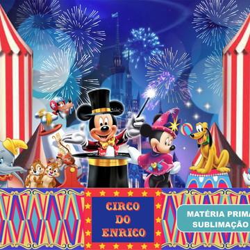 Painel de Festa Mickey 38