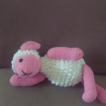 Amigurumi ovelha