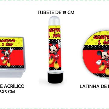 Kit do Mickey