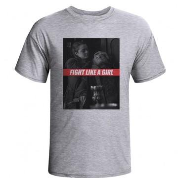 Camiseta Camisa Arya Stark House Stark Game of Thrones Fight