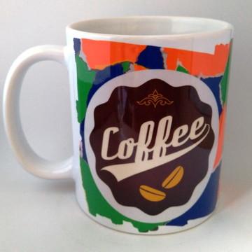 Caneca Temática - Café