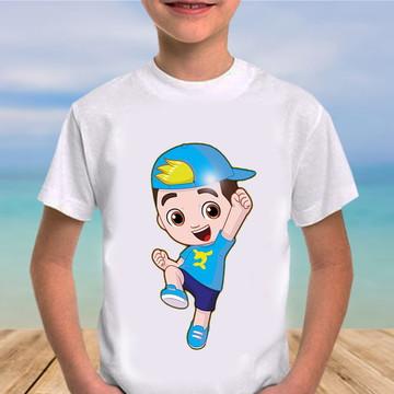 Camiseta lucas neto desenho do luccas neto
