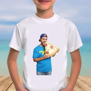 Camiseta lucas pizza