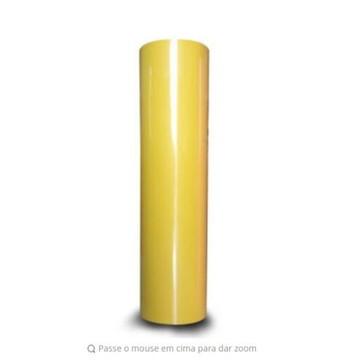 CTX p/ Plotter de Recorte Brilhante 5m Amarelo