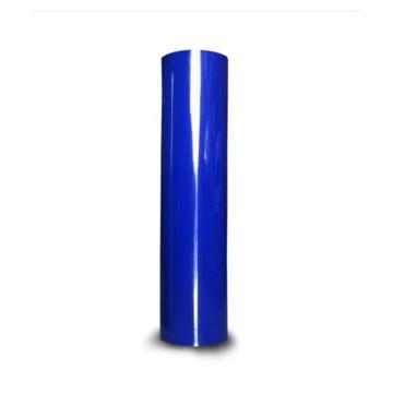 CTX p/ Plotter de Recorte Brilhante 5m Azul