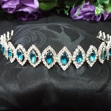 Tiara Aquamarine, Noivas, Debutante e Bodas