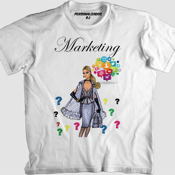 Camisa MARKETING