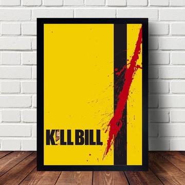Quadro Decorativo Kill Bill