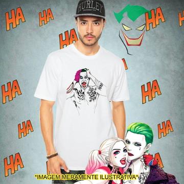 Camiseta Coringa Joker Batman