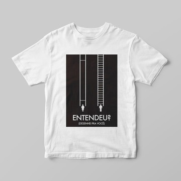 Camiseta Ecológica Feminista-feminismo é igualdade - fem-12