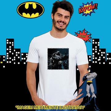 Camiseta Batman Filme Capa