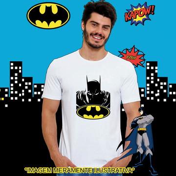 Camiseta Batman Símbolo