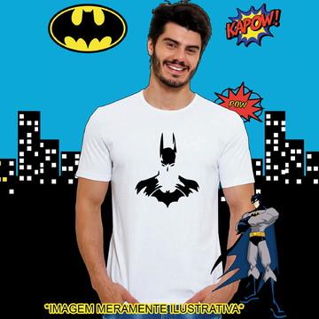 Camiseta Batman Contorno