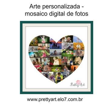 Arte digital personalizada  Dia dos namorados