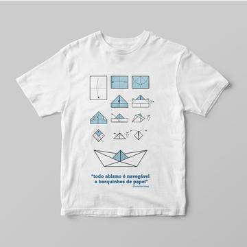 Camiseta Ecológica Poesia Guimarães Rosa - Poe1