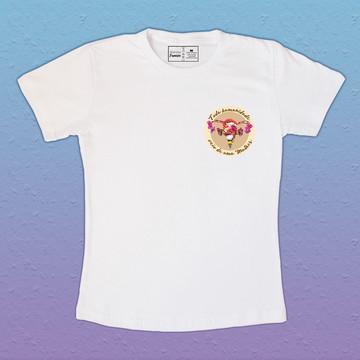 Camiseta Babylook Toda humanidade veio de uma mulher