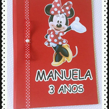 Álbum da minnie para fotos 15x21