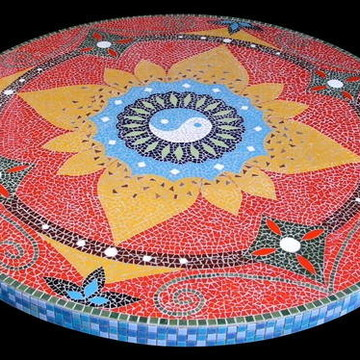 Tampo de Mesa Mandala