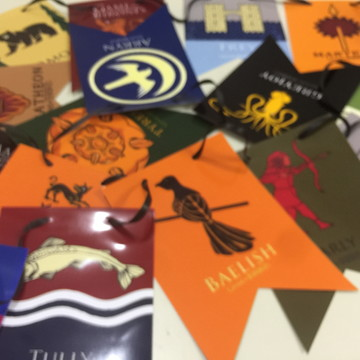 Kit Bandeira Game of Thrones