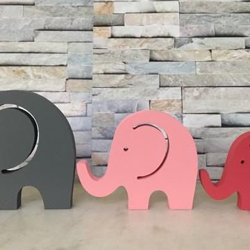 Elefantes - TRIO Decoração Bebês