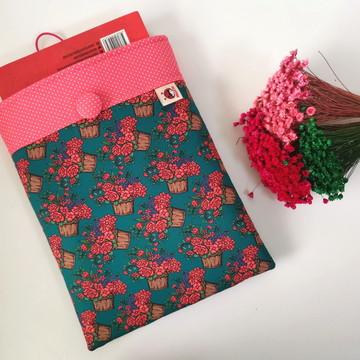 Book Sleeve Vaso de Flores