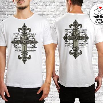 Camiseta Dia Dos Pais Personalizada Blusa Dia Dos Pais Ref04