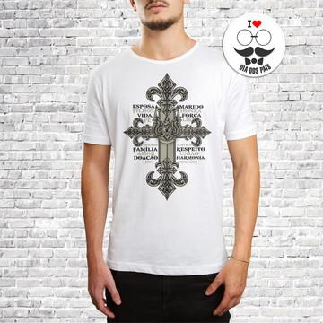 Camiseta Dia Dos Pais Personalizada Blusa Dia Dos Pais 004