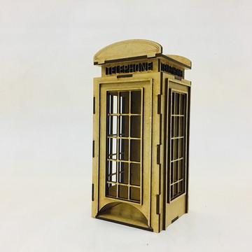 Cabine Telefônica LONDON