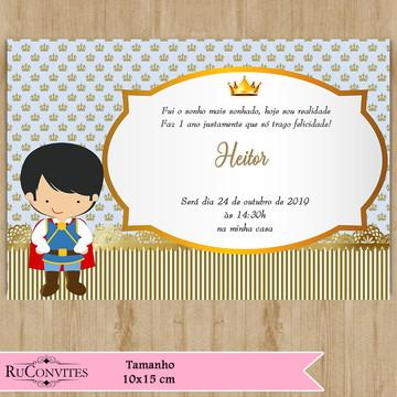 Convite Príncipe (002)