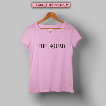 Babylook - Camiseta - The Squad
