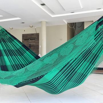 Rede de dormir descanso casal luxo
