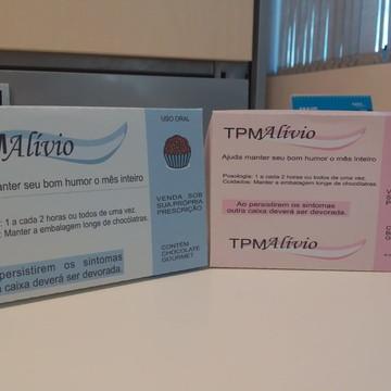 Caixa TPM - para 6 doces